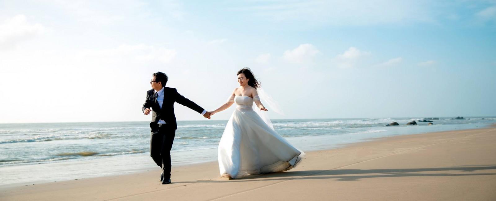 Đây là một trong những địa điểm chụp ảnh cưới đẹp ở Vũng Tàu bạn không nên bỏ qua.